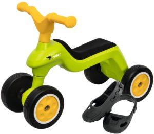 BIG 800055301 - Rider mit Shoe-Care Kinderfahrzeug