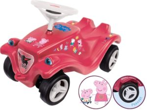 Bobby Car Mädchen BIG Simba 800056120 Bobby Car Peppa Pig Limitierte Sonderedition